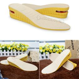 2 Layers 5cm Height Increase Shoe Insert Insole Air Cushion