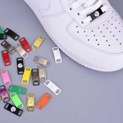 2pcs/pair Shoelace Buckle for nike air force 1 AF1 FREE SHIP
