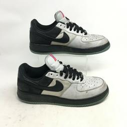 Nike Air Force 1 07 Flamingo Sneakers Lace Up Leather Shoe W