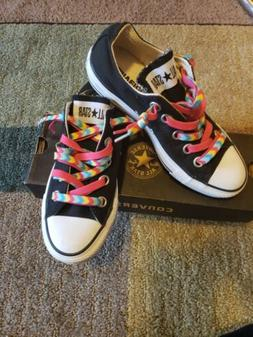 Converse All Star  Sneakers laces Multicolor Shoes 6