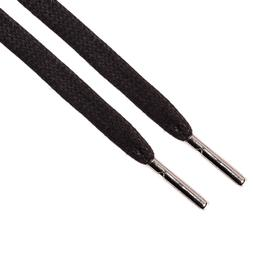 LitLaces - Flat Waxed Cotton Shoelaces for Sneakers & Dress