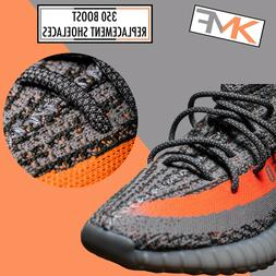 KMF Boost 350 Shoelaces Yeezy Adidas V2 Replacement Rope Lac