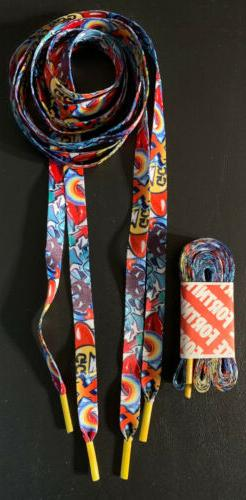 Fortnite World Cup Shoelaces - NEW