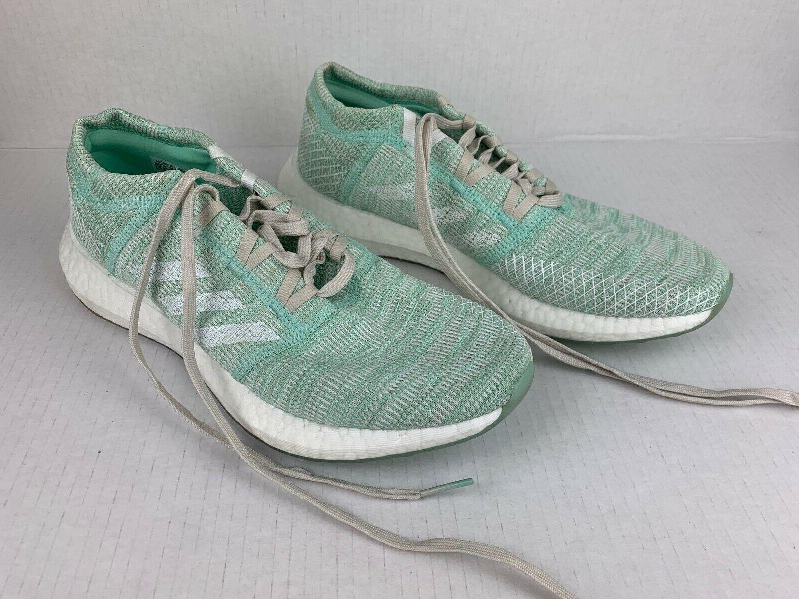pure boost go shoes womens size 10