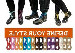 Leather Boot Shoe Laces Shoelaces in All colors  -  72 inche