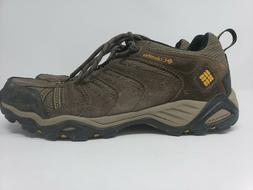 Columbia Mens BM1732 252 Brown Hiking Trail Athletic Shoes S