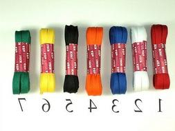 NEW 40 INCH ATHLETIC SHOELACES COLORS SHOE LACE RUNNING MENS