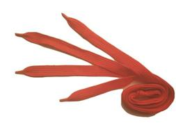 New Orange Shoelaces  Thick Laces 1 inch thick 50 inch long