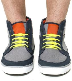 Hickies No Tie Laces Yellow/ Golf Shoes - Match Your Glove