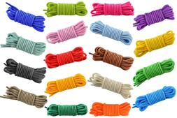 THIN ROUND Colorful Replacement Shoelaces 31 ATHLETIC Laces
