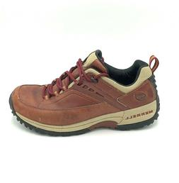 Merrell Womens Leather Vie Red Bean Performance Boots Shoes